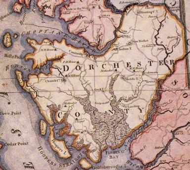 Dorchester 1795